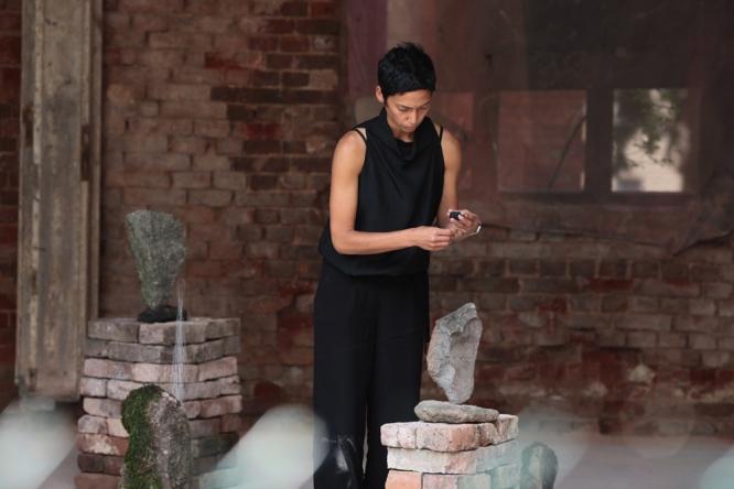 Jasmin Schaitl, Performance Connected Balance, Konteksty 2017, Sokoàowsko, fot. Polak Grzegorski (30)_sm